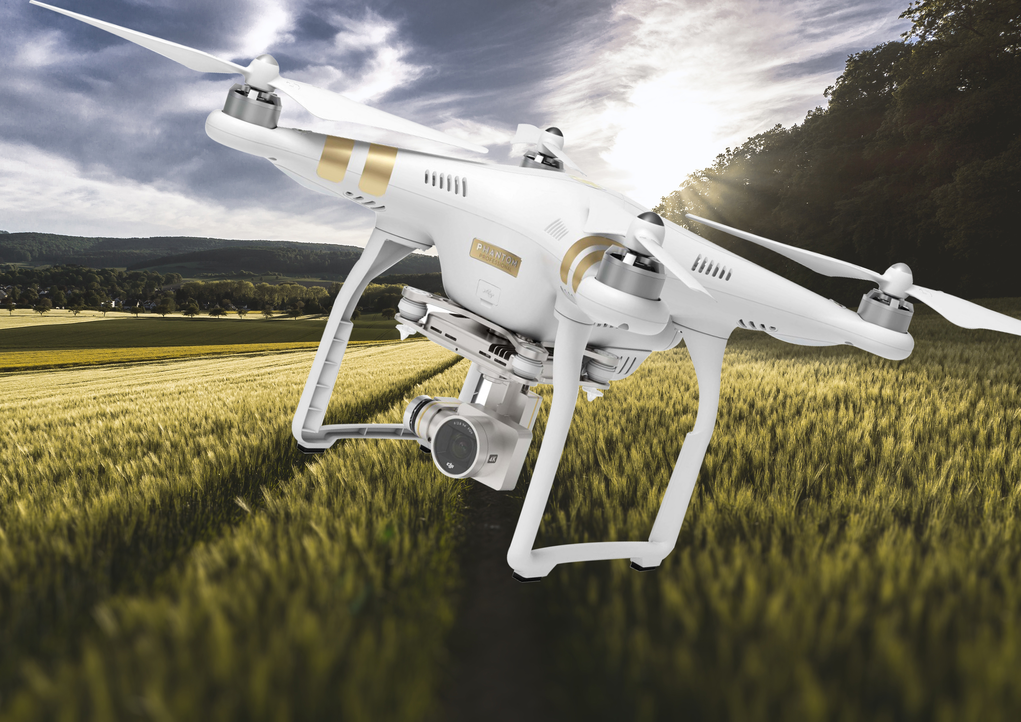 How can a drone improve your farm? - Pringles Crouch