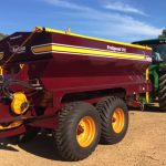 – Your opportunity to inspect Radium spreaders