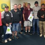 – Cleve Golf Open played in fine conditions