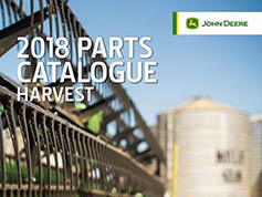 Harvest Parts catalogue cover