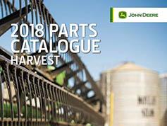 Harvest Parts catalogue cover