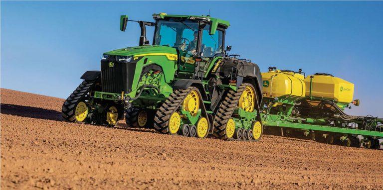 John Deere 8RX Tractor, part of the 8 Series Tractor range