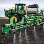 John Deere Sprayer with Seed & Spray Select