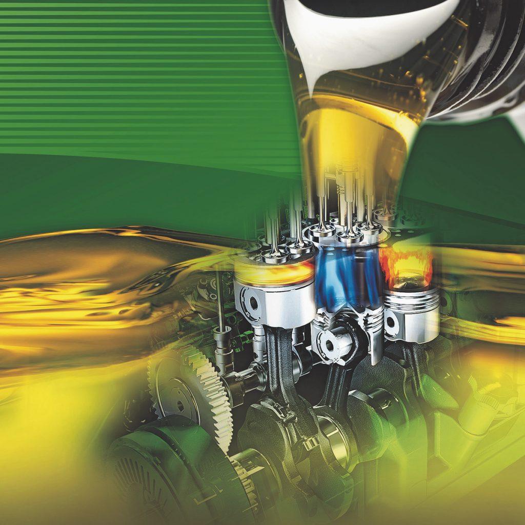 John Deere oil sampling